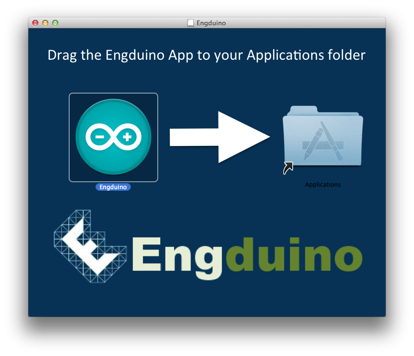 Engduino: Beginners Installation Guide